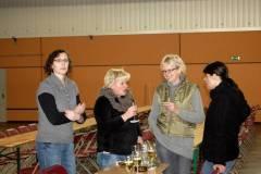Aufbau VVK-Arena 09.02.2012