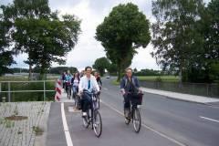 Fahrradtour 16.06.2012