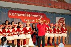 Karnevalserwachen Ko & Ka Issum 18.11.2011