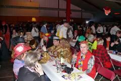 Karnevalssitzung VVK Arena 11.02.2012