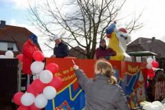 Karnevalszug Geldern 19.02.2012