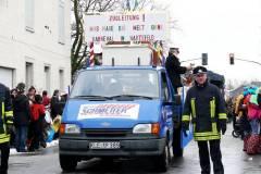 Karnevalszug Hartefeld 11.02.2013