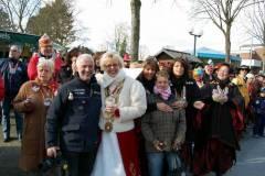 Karnevalszug Hartefeld 20.02.2012