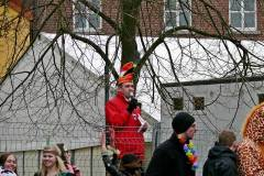 Karnevalszug Kapellen 03.02.2013