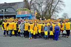 Karnevalszug Veert 25.02.2017