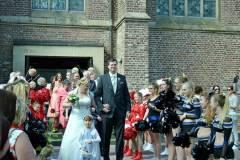 Kirchliche Hochzeit Koppers 07.06.2016