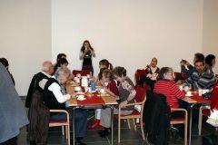 Weihachtsfeier Tanz-Bambini 02.12.2012